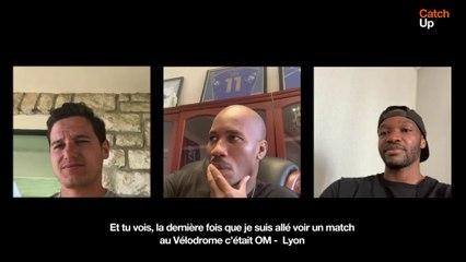 CATCH-UP - Episode #4 : D.Drogba, S.Mandanda & F.Thauvin - #TeamOrange