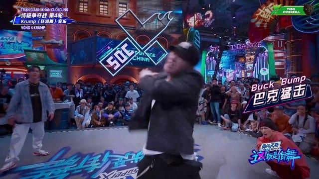 VIETSUB FULL | STREET DANCE OF CHINA SEASON 3 - EP 2.3 | BƯỚC NHẢY ĐƯỜNG PHỐ MÙA 3