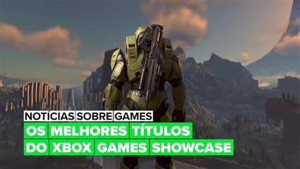 Confira os melhores jogos apresentados no Xbox Games Showcase