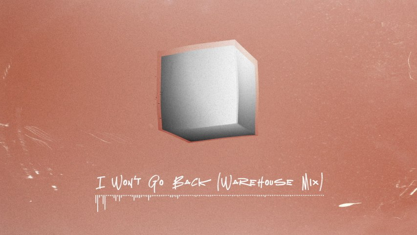 Ricky Dillard - I Won't Go Back