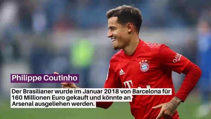Coutinho, Aurier, M'Vila : alle Mercato-Nachrichten des Tages