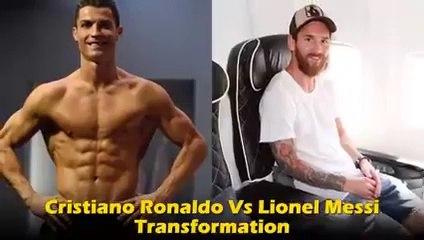 Cristiano Ronaldo vs Lionel Messi Transformation 2020 _ Who is better_