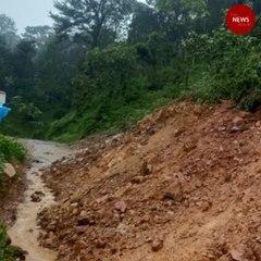 Heavy rains lash Karnataka: Rivers overflow, landslides reported