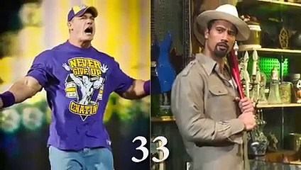 John Cena vs The Rock Transformation 2020 _ Who is better_