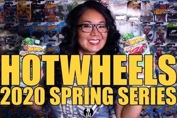 HOT WHEELS Spring Series (2020)