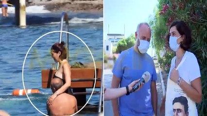 Berguzar Korel&Halit Ergenç Çifti ile Çok Özel! Magazin D Ekranda