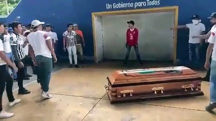 Il gol dalla bara, il toccante omaggio al ragazzo ucciso