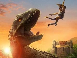 """""""Jurassic World: Neue Abenteuer"""": Trailer zur neuen Serie auf Netflix"""