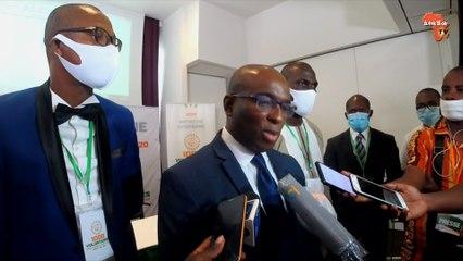 """""""Nous allons apporter nos réformes qui doivent améliorer la vie de chaque Ivoirien"""" (Serge Djibré, volontaire)"""