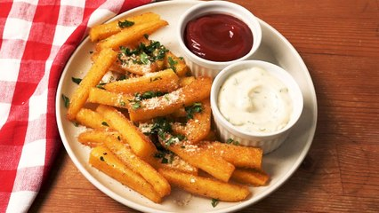 Polenta Fries Will Become Your New Favorite Side
