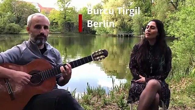 Ahmet & Burcu Tirgil - Gide Gide Bir Söğüde Dayandım (Bir +)