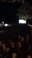 Reggio Calabria, le immagini della rissa in via Marina sabato sera