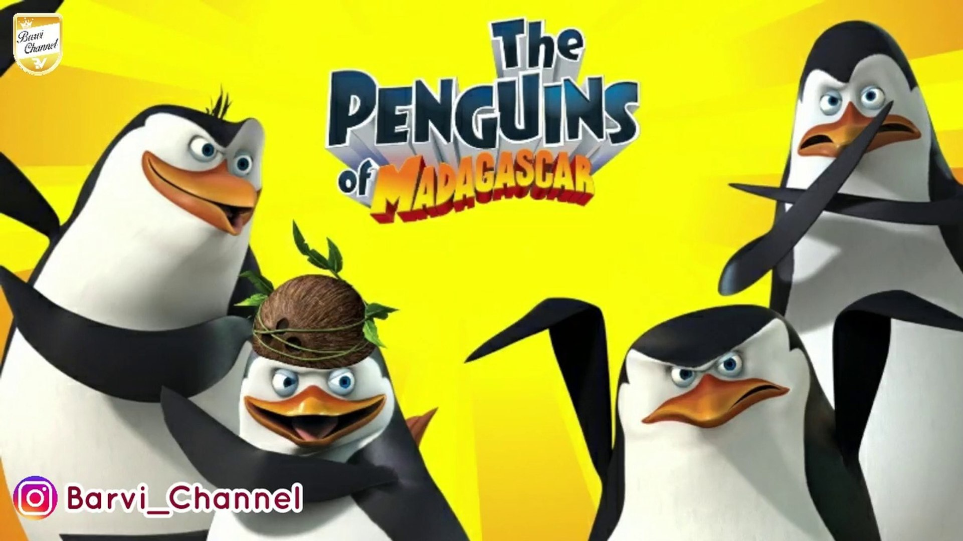 Penguin Of Madagascar 2014 Video Dailymotion
