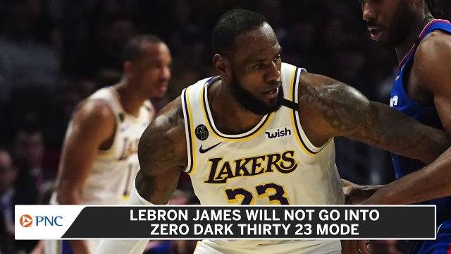 LeBron James Will Change NBA Playoffs Routine This Year