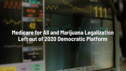 Marijuana In The Democratic Platform