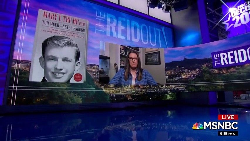 Mary Trump explains why the president is so 'drawn' to Vladimir Putin