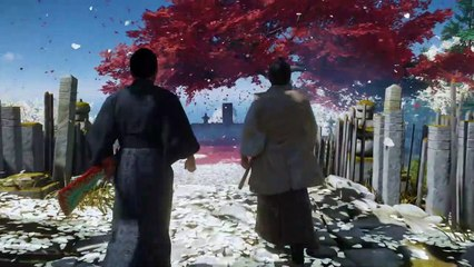 Ghost of Tsushima - Final Boss Fight