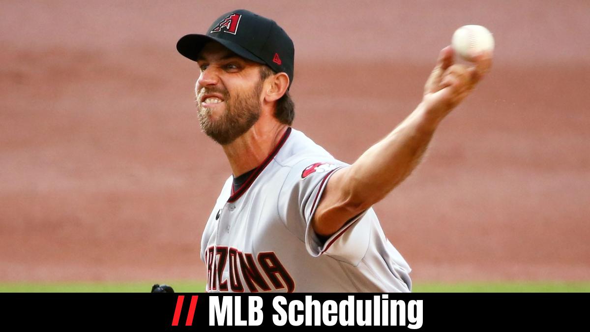 MLB Scheduling