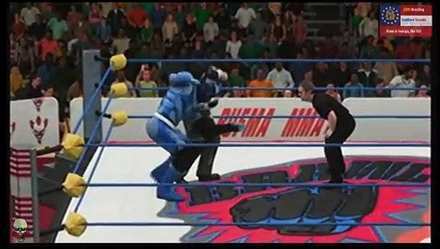 Se6 Ep104 JCBW Wrestlings Saturday Night Southern Torpedo_x264