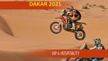 Dakar 2021 - HOSPITALITY & VIP TRIPS