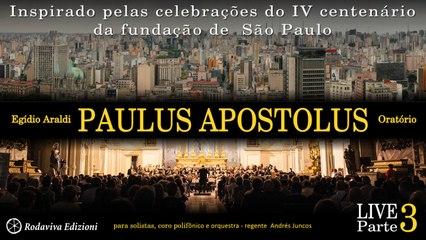 Egidio Araldi - PAULUS APOSTOLUS - Parte 3ª O MARTÍRIO