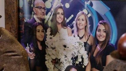بالفيديو، كيف تقضي فاليري أبو شقرا أوقاتها مع عائلتها قبل الزواج؟