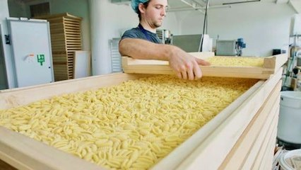 How Pasta is Made
