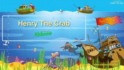 Kidzone - Henry The Crab