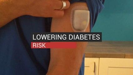 Lowering Diabetes Risk