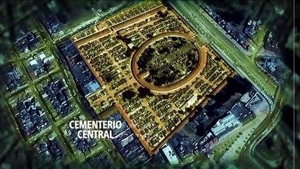 Cementerio Central: la ciudad de los muertos | Ellos Están Aquí