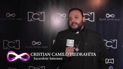 """Padre Cristian Piedrahíta: """"Ayudo a exorcizar y a dar luz a las almas"""""""