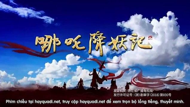 Na Tra Hàng Yêu Ký Tập 34 - HTV7 Lồng Tiếng tap 35 - Phim Trung Quoc - phim natra han yeu ky tap 34