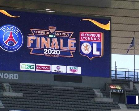 Coupe de la Ligue: Finale - Le PSG et le Coupe de la Ligue, une histoire d'amour