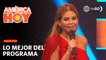 América Hoy: Gisela Valcárcel confesó que quiere vender las empanadas de Ethel Pozo