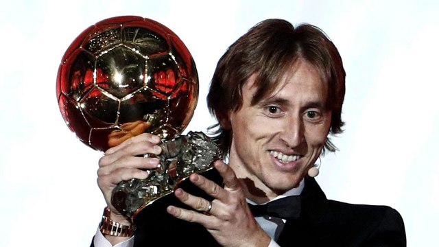 5 légendes qui ont gagné un Ballon d'Or sans être le meilleur joueur de leur équipe | Oh My Goal