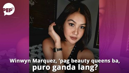 Winwyn Marquez, may pakiusap sa mga namba-bash at may maling akala sa beauty queens