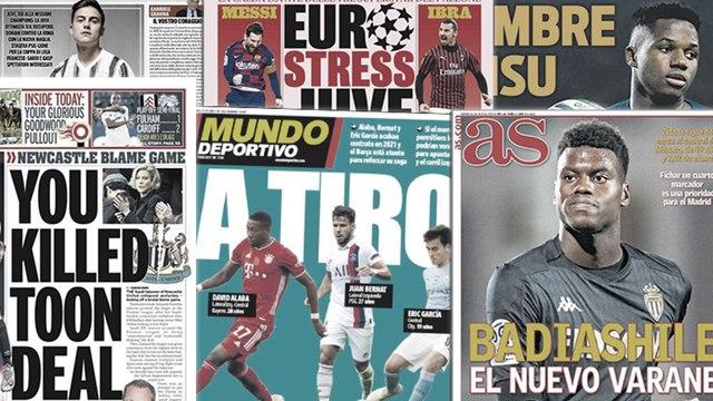 Juan Bernat veut quitter le PSG pour le Barça, le rachat de Newcastle est totalement relancé