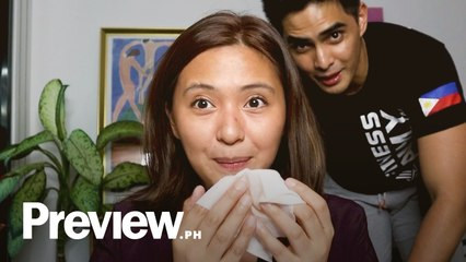 Joyce Pring Removes Her Makeup | Barefaced Beauty | PREVIEW