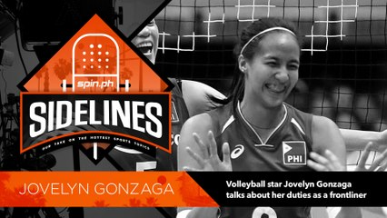 SPIN Sidelines with Jovelyn Gonzaga