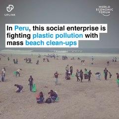 UpLink Ocean Solution Sprint finalists L.O.O.P.
