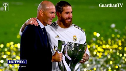 Where does Zidane rank among coaches? || Nutmeg