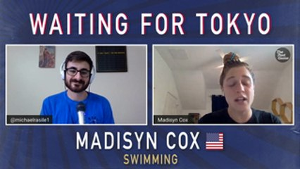 Swimmer Madisyn Cox On Delaying Medical School To Chase Olympic Dreams l Waiting For Tokyo