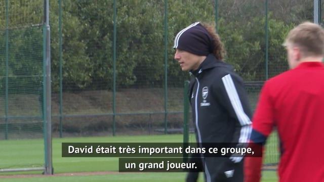 "FA Cup - Lampard : ""Un profond respect pour David Luiz"""