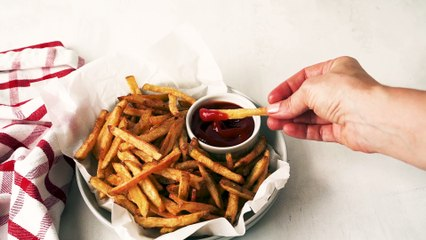 These French Fries Are The BEST