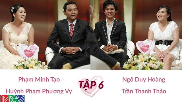 Minh Tạo -  Phương Vy / Duy Hoàng - Thanh Thảo | VỢ CHỒNG SON | Tập 6 | 130908