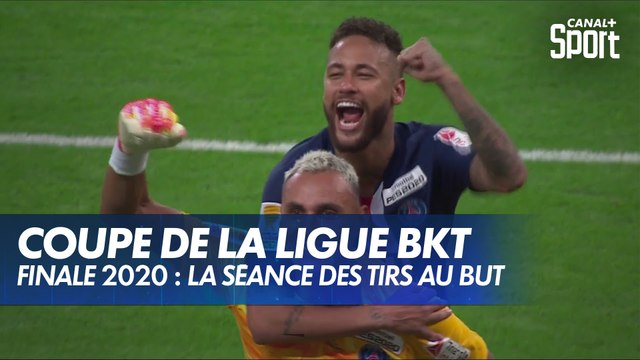 Coupe de la Ligue BKT : La séance de tirs au but
