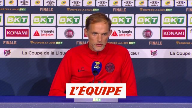 Tuchel : « C'est le moment de profiter » - Foot - C. Ligue - PSG