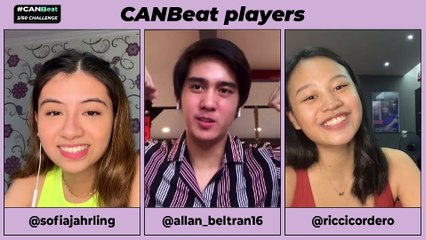 CanBeat 3:60 Challenge - Episode 2 - Feat. Candy Rookies Allan, Ricci, and Sofia
