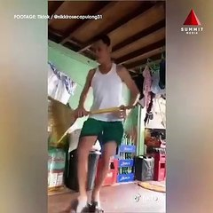 Meet the father-daughter dancing duo that's ruling Tiktok