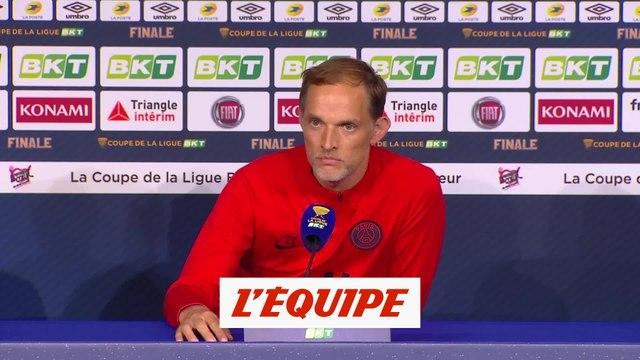 Tuchel : «Vous trouvez toujours du négatif à dire» - Foot - C.Ligue - PSG